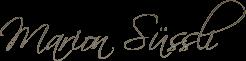 www.marion-suessli.ch Logo